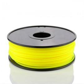 Filamento PLA Amarillo fluorescente