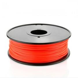 Filamento PLA Rojo