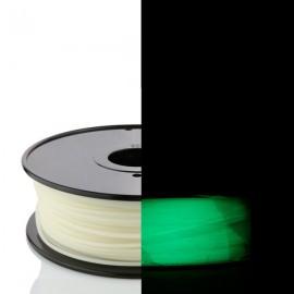 Filamento ABS Verde Luminoso