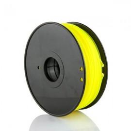 Filamento ABS Amarillo Fluorescente