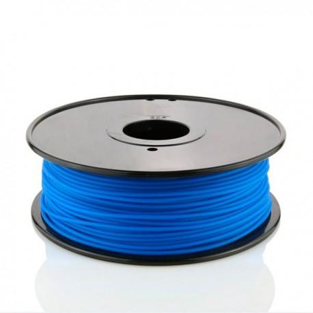 Filamento ABS Azul Luminoso